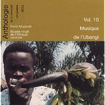 Musique De L'Ubangi /Vol.10: Antholigie De La Musique Congolaise