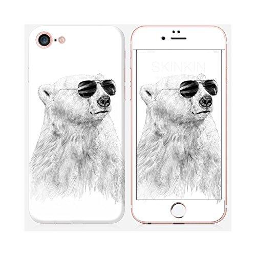 iPhone SE Case, Cover, Guscio Protettivo - Original Design : iPhone 7 Skin