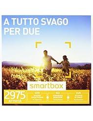 SMARTBOX - Cofanetto Regalo -A TUTTO SVAGO PER DUE 1 esperienza per 2 persone