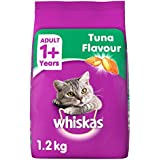 Whiskas Adult Cat Food, Tuna, 1. 2 Kg