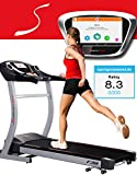 Sportstech F38 professional treadmill with 9 inch Android included pulse belt WiFI 6.5 HP 20 km/h 15% incline foldable