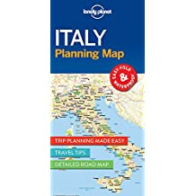 Italy Planning Map - 1ed - Anglais