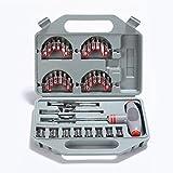 Joyeee 40-teiliges Haushalt Handwerkzeug Kit Schraubendreher Bit Schraubenzieher Set