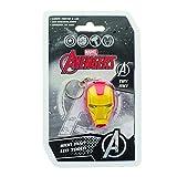 Marvel Comics Light-Up Portachiavi Iron Man