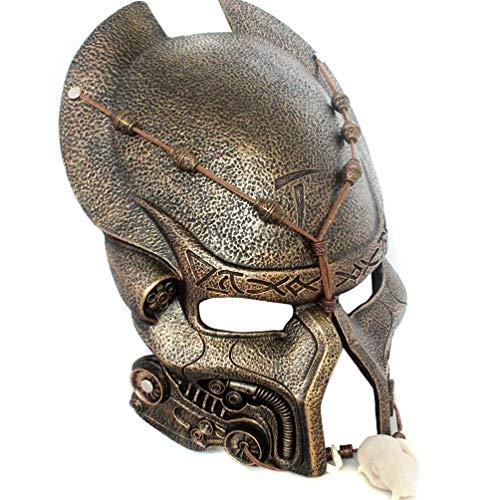 Halloween Masquerade Replik Alien Warrior Film Kostüm Harz -