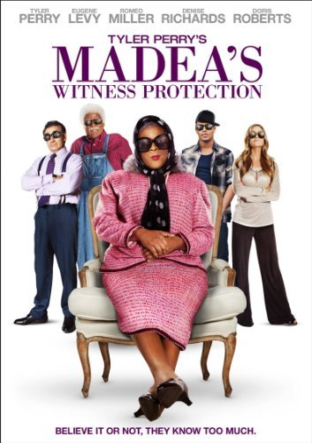 Tyler Perry's Madea's Witness Protection [DVD + Digital] by Tyler Perry