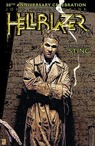 John Constantine, Hellblazer: 30th Anniversary Celebration (English Edition) (Halloween Simpson 13 Los)
