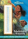 Disney Moana Adventurer Activities with 10 Tribal Tattoos