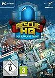 Der Blaulicht Tycoon - Rescue HQ - [PC]