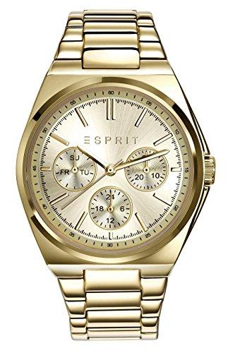 Esprit Femme Chronographe Quartz Montre avec Bracelet en Acier Inoxydable ES108962002