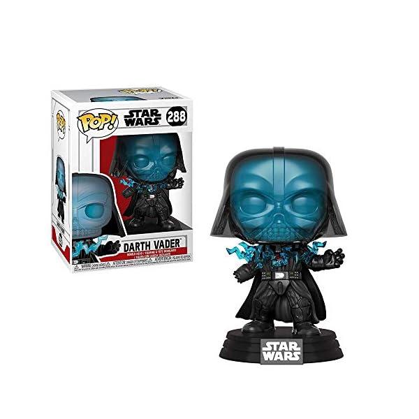Funko Pop Vader Electrocutado (Star Wars 288) Funko Pop Star Wars