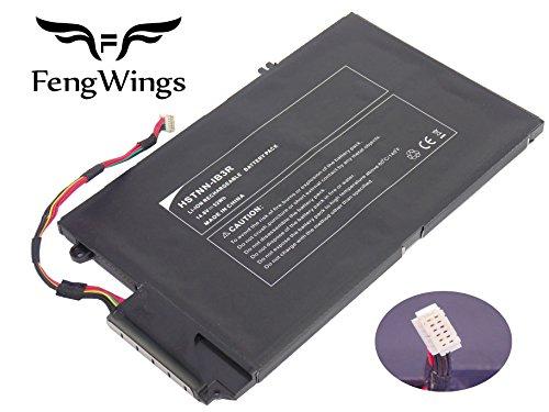 FengWings 14.8V 52Wh HSTNN-IB3R HSTNN-UB3R 681949-001 EL04XL Laptop Akku Fur HP Envy Sleekbook 4-1000 Envy Ultrabook 4-1000 HP TPN-C102
