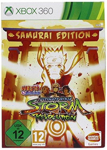 Naruto Shippuden Ultimate Ninja Storm Revolution - Samurai Edition (Collector's)