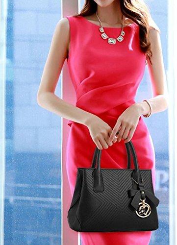 5a778c81a86ab LAIDAYE Ms Schulter Messenger Handtasche 5 -ristorante-marco-polo.de