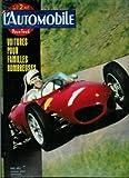 L'Automobile - n°188 - 01/12/1961 - Phil Hill, champion du monde...