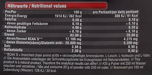 BWG Soja Isolat Protein Shake, 100{8631b9a7a4602d0afc03618a5b0f10f17058756d35aaf1031ccbaaa5a5de9daa} (Vegan und Laktosefrei) rein pflanzliches Eiweiss Pulver, Premium Sojaeiweiß, ohne Gentechnik, Vanilla, 1 x 2500 g