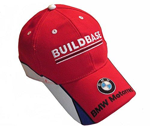 buildbase BMW Motorrad britischen Superbike Team Cap