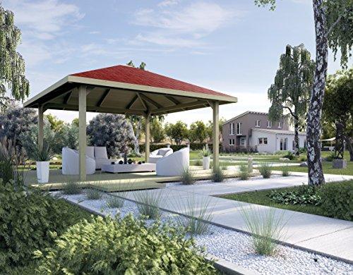Weka Pavillon Gartenoase
