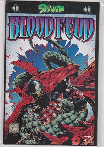 No. 4 Spawn: Blood Feud (September 1995)