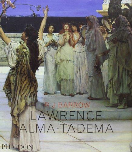 Lawrence Alma-Tadema (Ancien prix éditeur  : 59,95 euros) par Rosemary J Barrow