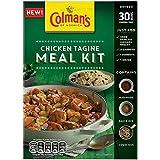 Colman's Tajine De Pollo Kit De Comida 287g (Paquete de 6)