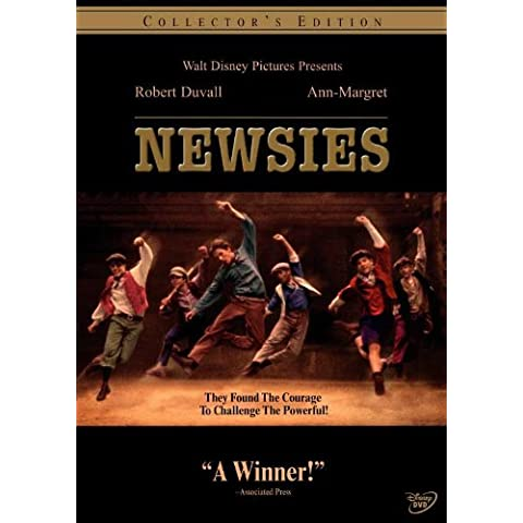 Newsies 27 x 40 Movie Poster - Style C