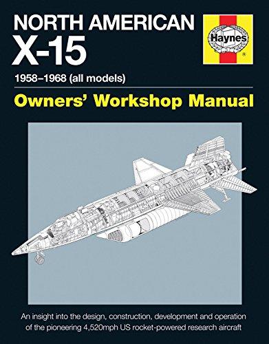 North American X-15 Manual (Owners Workshop Manual)