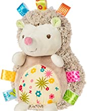 Taggies - Taggies María Meyer - Pétalos Hedgehog Plush taggie