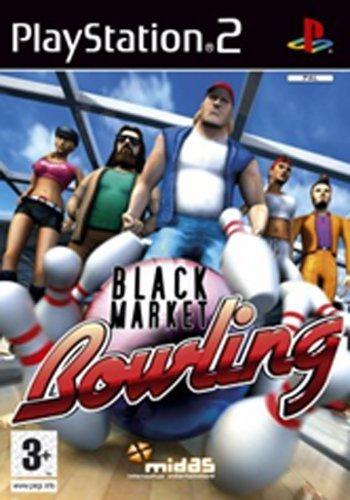 Black Market Bowling PS2