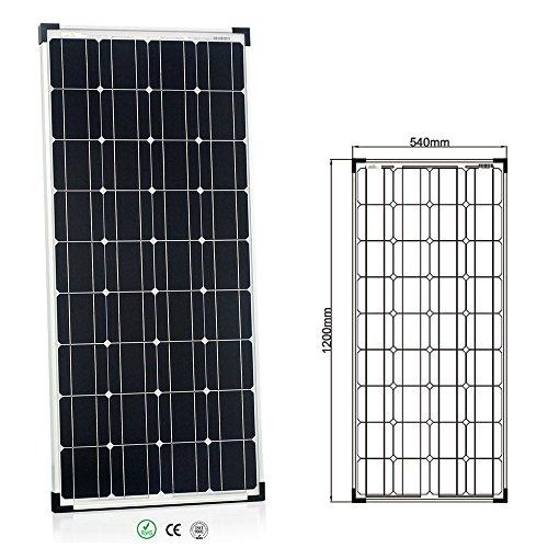 12V Solaranlage Autark XL-Master 300W Solar - 1500Wp AC Leistung 12V 230V - Inselanlage - Solarset -