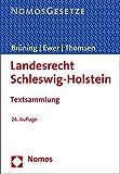 Landesrecht Schleswig-Holstein: Textsammlung - Rechtsstand: 15. Februar 2017 -