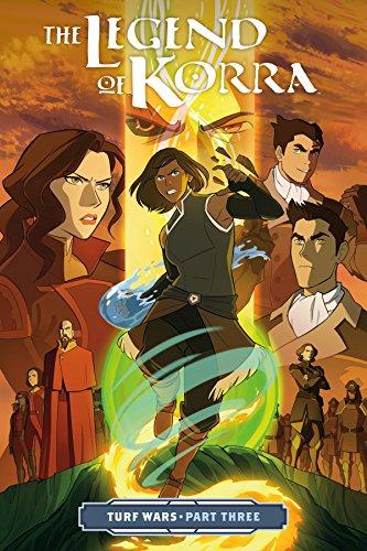 Preisvergleich Produktbild The Legend of Korra: Turf Wars Part Three