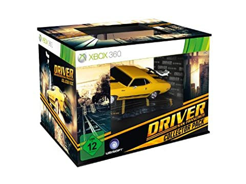 Driver San Francisco Xbox 360 - Driver : San Francisco - édition collector