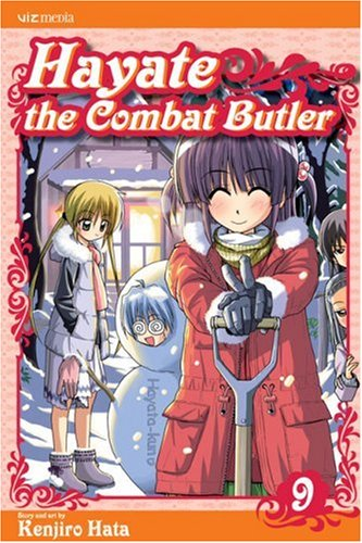 Hayate the Combat Butler, Vol. 9