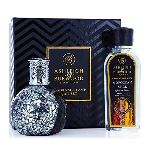 Ashleigh & Burwood Premium Fragrance Lamp Gift Set Little Devil with Japanese Orchid Fragrance