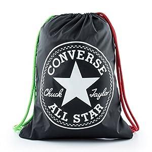 51OmMtoDDaL. SS300  - Converse 2018 Mochila Tipo Casual, 46 cm, 19 litros, Negro