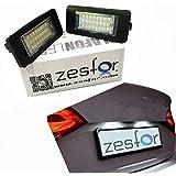 ZesfOr - Plafones de matrícula LED Seat Alhambra II (2010-2016) - 1425