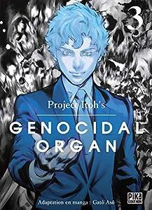 Genocidal Organ Edition simple Tome 3