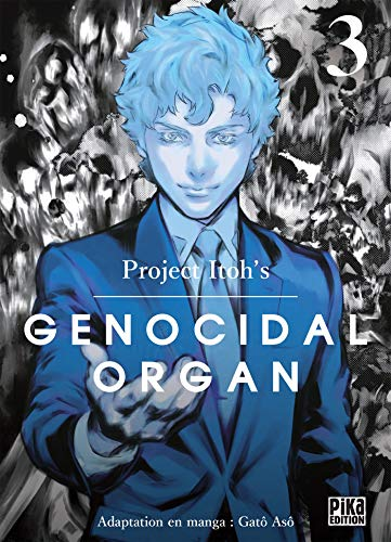 Genocidal Organ Edition simple Tome 3
