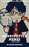 #7: HARRY POTTER MEMES: Ultimate Collection of Harry Potter Memes, Pictures,Funny Memes & NSFW