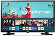 Samsung 80 cm (32 Inches) Wondertainment Series HD Ready LED Smart TV UA32T4340AKXXL (Glossy Black) (2020 Mode