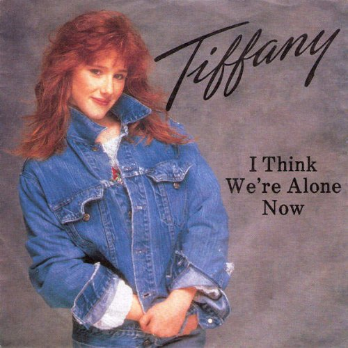 Tiffany - I Think We're Alone Now - MCA Records - 258 169-7