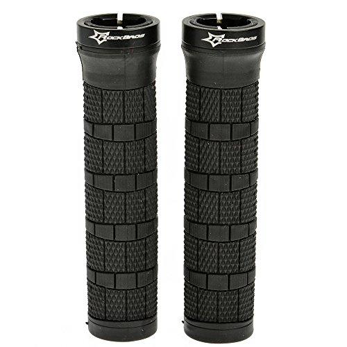 rockbros-bike-mtb-grips-rubber-handlebar-lock-on-grips-fixed-gear-grips-black
