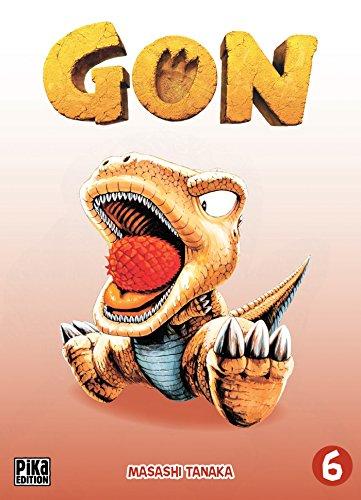 Gon T06 (Pika Shônen)