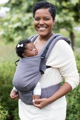 Babytrage Stormy – Tula Free-to-Grow Babytrage, Tragen von Geburt an