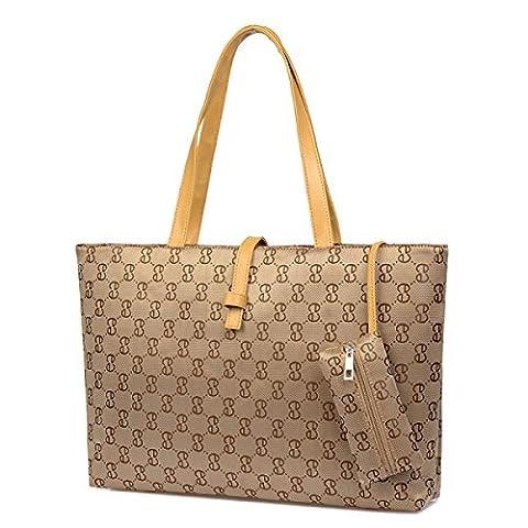 Koreanische Version Mode Gürtelschnalle Schulter Handtasche Münze Tasche Handtaschen,Khaki