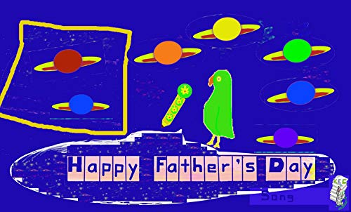 Happy Father's Day Song (English Edition) -