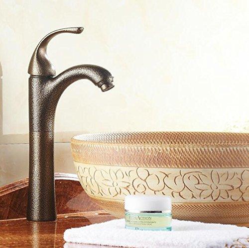 Retro Deluxe Fauceting neue Ankunft Badewanne mixer Römischen Bronze Finish messing Bau bad Wasserhähne Wasserkran einzigen Griff FES -6688 -