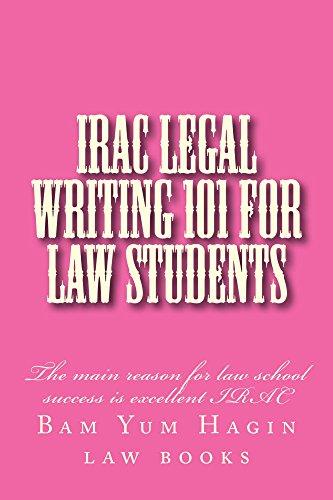 irac legal writing