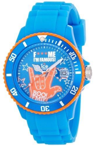 Ice-Watch F*** ME IM FAMOUS Blau boo unisex